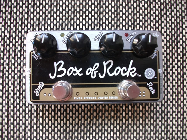 zvex box of rock